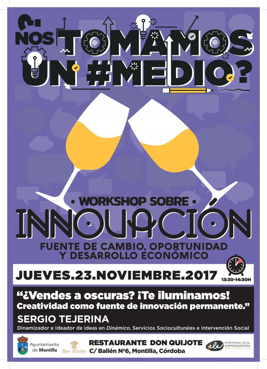 Montilla Online Noticias Workshop Sobre Innovaci N # Muebles Tejerina